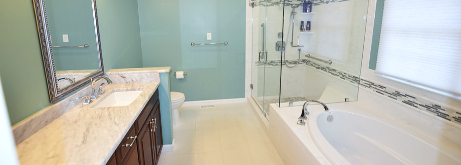 Janson Builders LLC Bathroom Remodeling South Jersey - Bathroom remodel contest